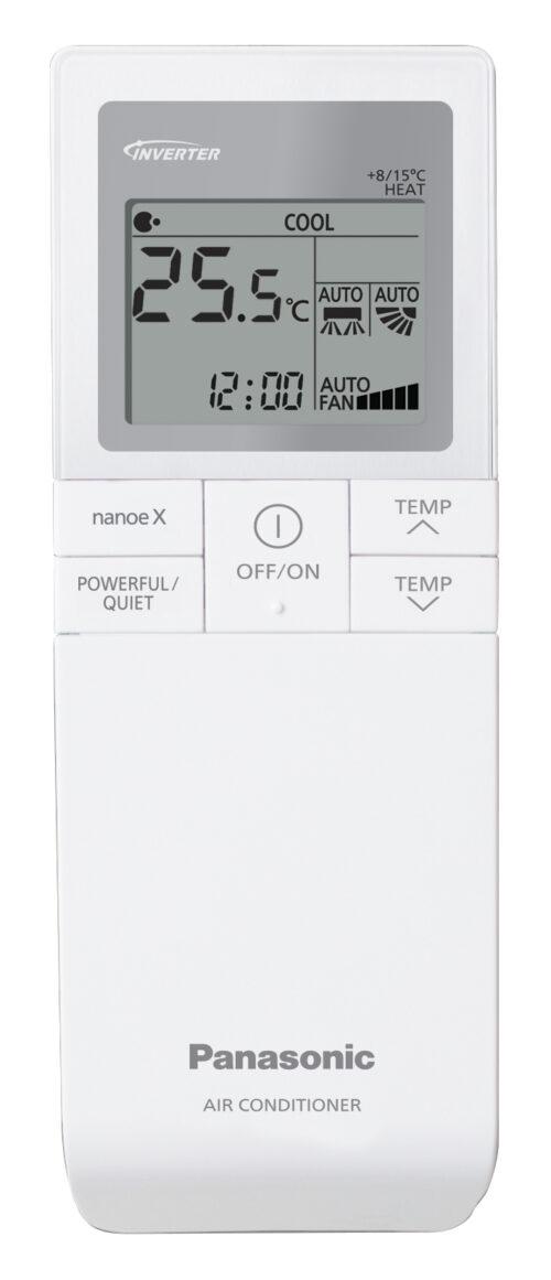luft til luft varmepumpe panasonic hz25uke-2