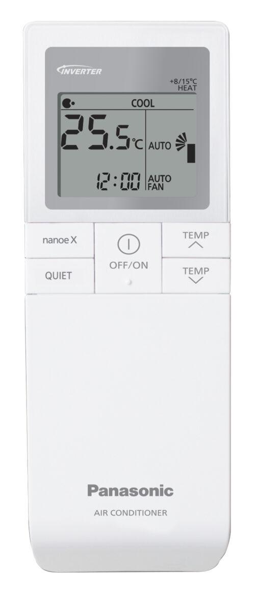luft til luft varmepumpe panasonic floor console z35-2