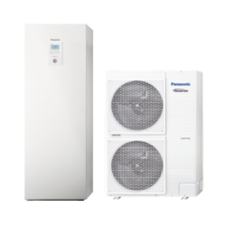 luft til vand varmepumpe Panasonic – Aquarea All In One Generation H 12kW
