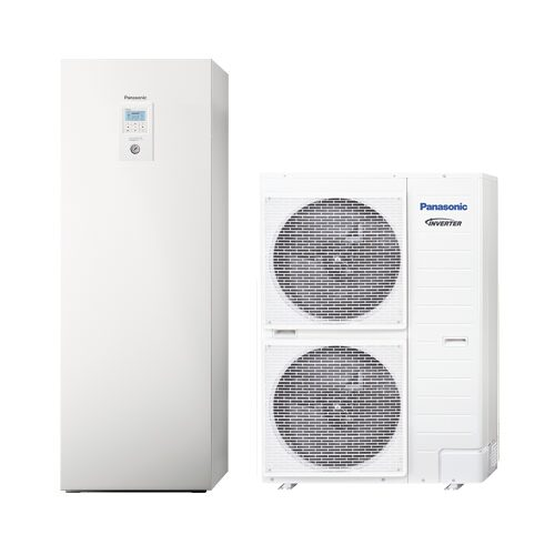 luft til vand varmepumpe Panasonic – Aquarea All In One Generation H 12kW