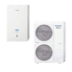 luft til vand varmepumpe Panasonic – Aquarea Generation H 12kW