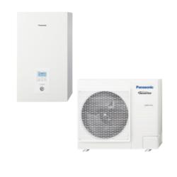vand til luft varmepumpe Panasonic – Aquarea Hydrobox 5kW