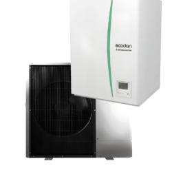 luft til vand varmepumpe Mitsubishi – Ecodan Hydrobox PUD-SWM80YAA